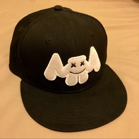 e1bf73485d8 Marshmello SnapBack New Era Hat. M 5b7269b8f4145223d2245146